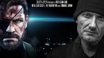 Emmanuel Bonami double Big Boss dans Metal Gear Solid V The Phantom Pain
