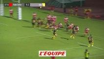 Tarbes l'emporte face à Albi - Rugby - Fédérale 1