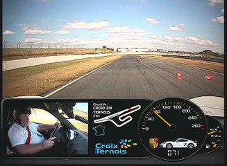 Votre video de stage de pilotage  B055170818CT0017
