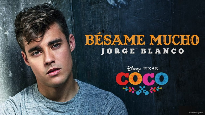 Jorge Blanco - Bésame mucho