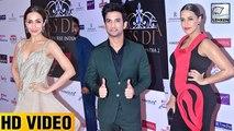 Bollywood Celebs At Miss Diva 2018 Grand Finale   Sushant Singh Rajput, Malaika Arora, Neha Dhupia