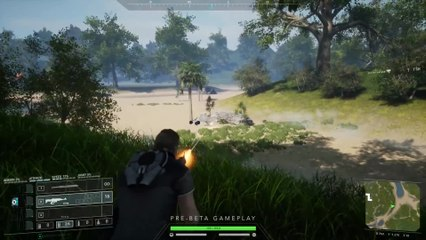 Extrait / Gameplay - Stormdivers - Gameplay du Fast Battle Royale