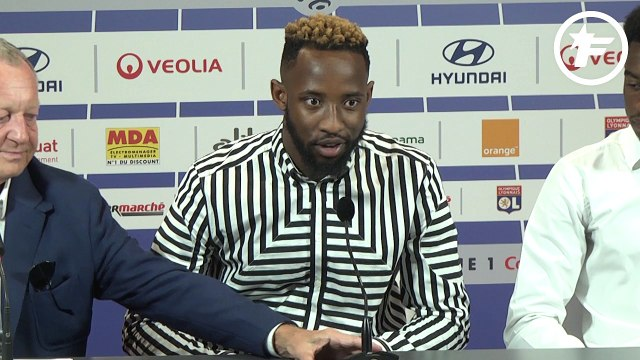 Moussa Dembélé explique le choix OL