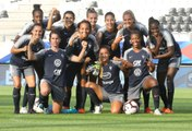Equipe de France Féminine : entraînement avant France-Mexique I FFF 2019
