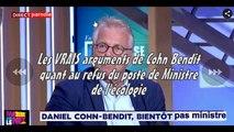 Toute la vérité sur le refus de Cohn-Bendit  (parodie)