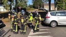 Suspicion de fuite de gaz à l'école Kerniol