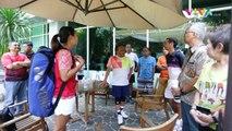 ARB Berikan Bonus Peraih Emas Tenis Indonesia
