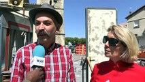Alpes de Haute-Provence : les arts de rue ont animé les rues du village des Mées