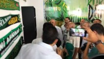Akhisar Yeşil-Siyah Taraftarlar Derneği açıldı