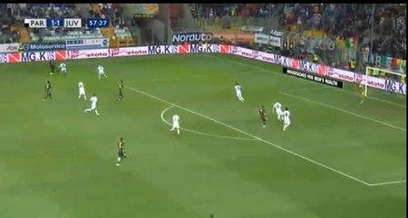Matuidi Goal - Parma vs Juventus 1-2  01.09.2018 (HD)