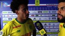 RCSA-FCN : Lucas Lima interroge Lucas Evangelista