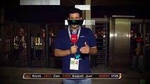 #صدى_الملاعب يرفع الكارت الأبيض للهيئة العامة للرياضة بسبب دخول الجماهير لملعب الأمير محمد بن فهد عبر البوابات الإلكترونية لأول مرة