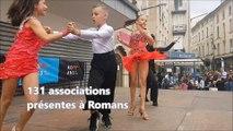 Romans/ Bourg-de-Péage/ Mours : trois forums des associations pour le prix d'un !