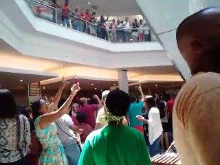Lulaço no Shopping Piedade, em Salvador