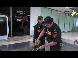 Kedapatan Membawa Banyak Minuman Alkohol, Penumpang Ini Hanya Bisa Pasrah - Customs Protection