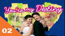 Video You're My Destiny Ep02 Tagalog Dubbed