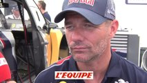 Loeb «Je ne suis pas très patient...» - Rallycross - Loheac