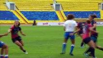 RUGBY EUROPE WOMEN'S SEVENS GRAND PRIX SERIES 2018 - KAZAN - Quarter final Cup
