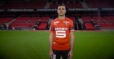 La vidéo du Stade Rennais pour annoncer l'arrivée de Ben Arfa