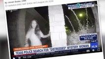 Wanita misterius bunyikan bel pintu dan menghilang - TomoNews