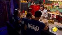 Fort Boyard : Tal manque de vomir dans la cuisine de Willy Rovelli (vidéo)