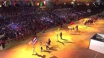 Türkiye Cumhurbaşkanı Erdoğan, Dünya Göçebe Oyunları Açılış Töreninde (2) - Çolpon