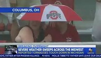 Etats | Unis | Regardez les | images | effrayantes de | cette tornade qui a touché le Michigan ce week-end || Etats-Unis Regardez les images effrayantes de cette tornade qui a touché le Michigan ce week-end