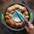 You'll definitely brie happy once you eat this monkey bread brie fondue. Get the recipe: