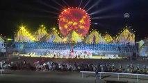 Dünya Göçebe Oyunları Açılış Törenine (3) - Detaylar - Çolpon