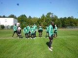 Seniors A, dimanche 02/09 face à Alfortville US