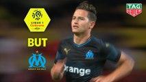 But Florian THAUVIN (74ème) / AS Monaco - Olympique de Marseille - (2-3) - (ASM-OM) / 2018-19
