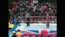 97.09.20 European Title Match British Bulldog vs. Shawn Michaels