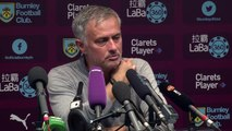 Jose Mourinho all smiles as Manchester United return to winning ways - Burnley 0-2 Manchester United