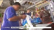Vers une interdiction des sacs plastiques de caisse au second semestre 2019