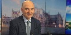 Pierre Moscovici: «a dette publique pénalise nos générations futures»
