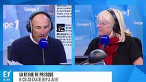 """Nicolas Canteloup à Nikos Aliagas : """"On se tutoie seulement aux toilettes"""""""