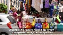 Le tourisme se relance doucement à Saint-Martin un an après Irma