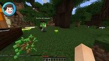 THE PALS NOOB vs. PRO BATTLE! Dirt vs Diamond in Minecraft!