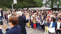 EPINAL Rentrée en musique à l'école élémentaire Pergaud