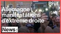 Allemagne : des manifestations d'extrême droite