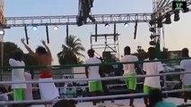 clash in Port-Bouët with SAFAREL DJ