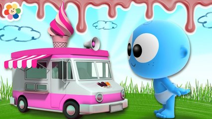 GooGoo Baby New Series - Kids Ice Cream Truck | Learn Colors With Ice Cream For Children