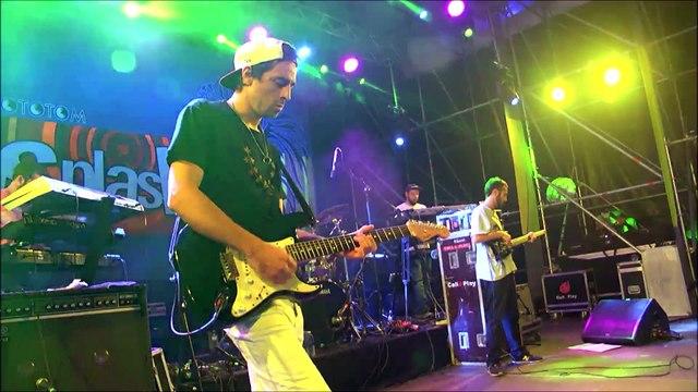 ALIKA & The Same Song Band live @ Lion Stage 2018