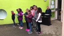 La rentrée en musique à l'école Brossolette à Mulhouse