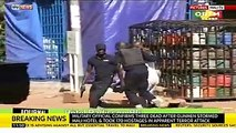 MALI-Bamako:- The Mali hotel attack. (Developments so far)+++++Local news reports claim the gunmen arrived at the hotel in a vehicle with a diplomatic pass.