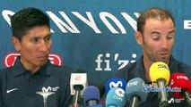 Tour d'Espagne 2018 - Et Nairo Quintana et Alejandro Valverde de la Movistar jouaient le doublé sur cette 73e La Vuelta ?