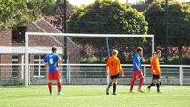 Coupe Gamberdella (1er tour). US WATTRELOS - FC LAMBERSART : 1 - 5  (0-3)