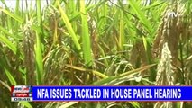 NFA issues tackled in House panel hearing