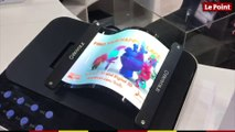 Les écrans tactiles et enroulables de Royole