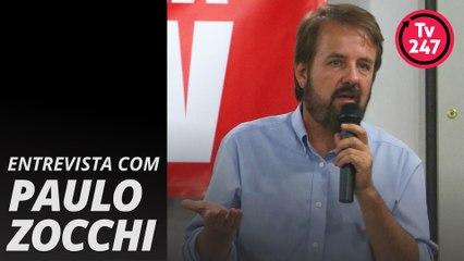 Entrevista com Paulo Zocchi - Presidente do Sindicato dos Jornalistas de SP